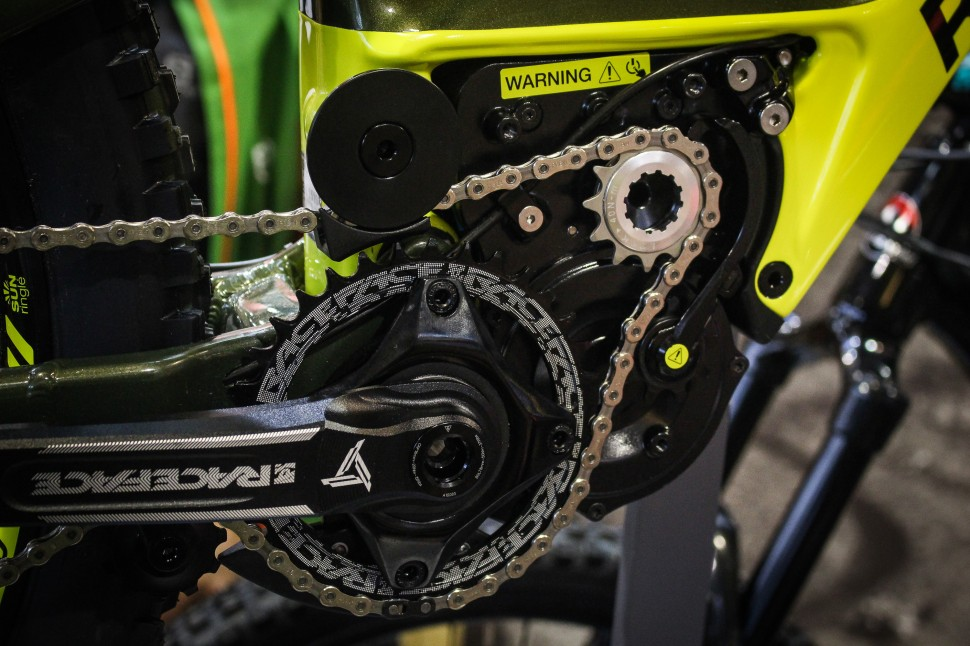 Eurobike 2017 six of the best e mtbs from pivot marin for Rocky mountain motor sports