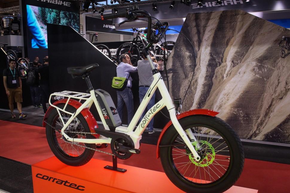 Eurobike city bikes Corratec -1.jpg