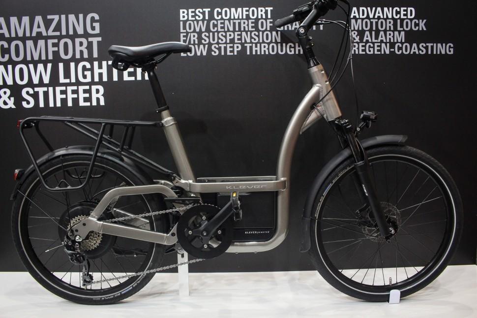 Eurobike city bikes Klever -1.jpg