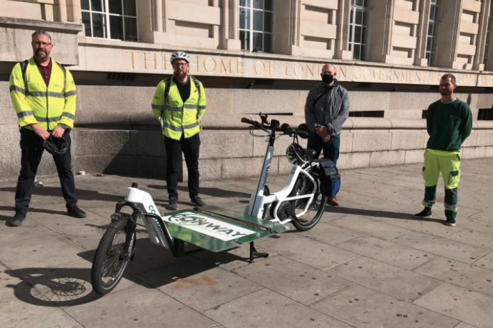 FM Conway e-cargo bikes