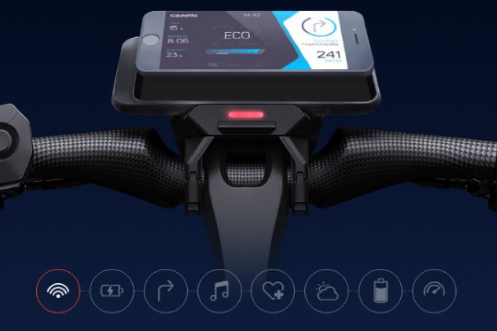 Gazelle e-bike No1 - COBI system.PNG