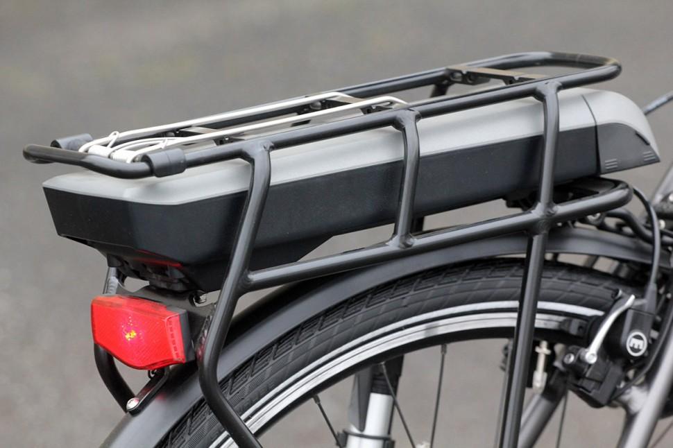 Koga E-Nova RT Electric Bike - battery and rack.jpg