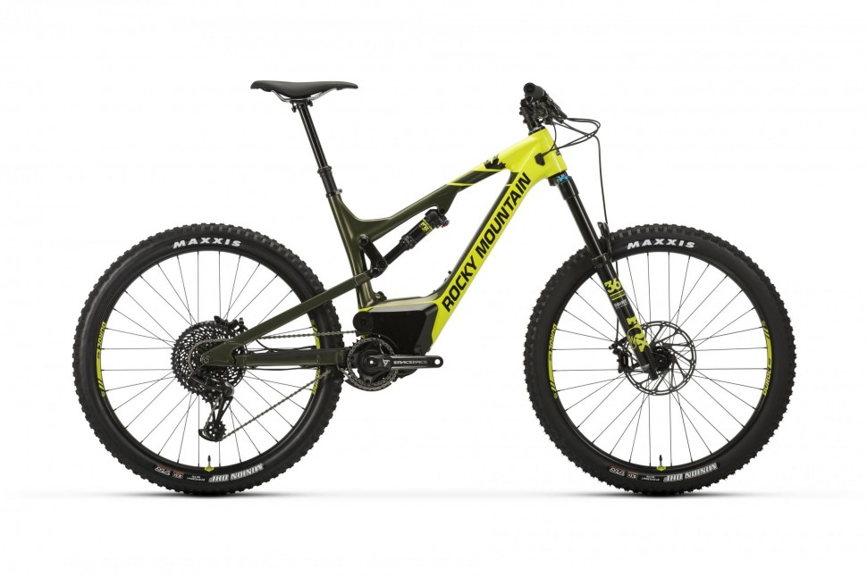 Rocky Mountain Altitude Powerplay - C70