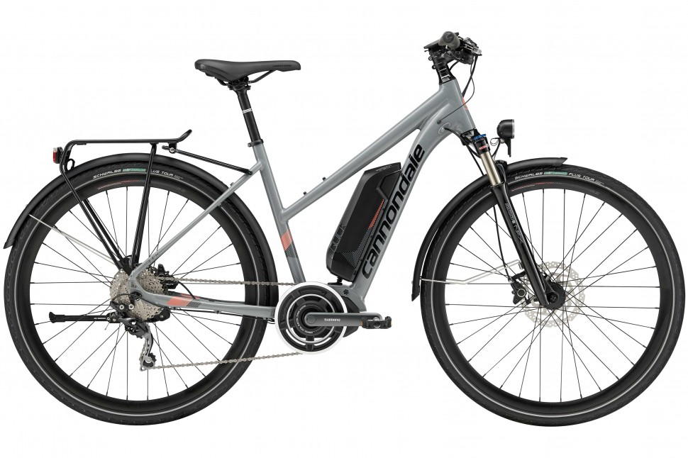Cannondale Quick Neo Tourer Women's Electric Hybrid