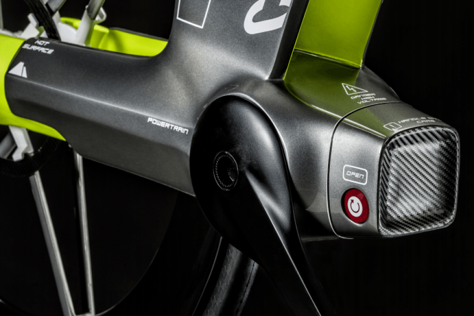 Fuel Cell Technology >> Future Tech: Canyon's Eco Speed hydrogen powered e-bike ...